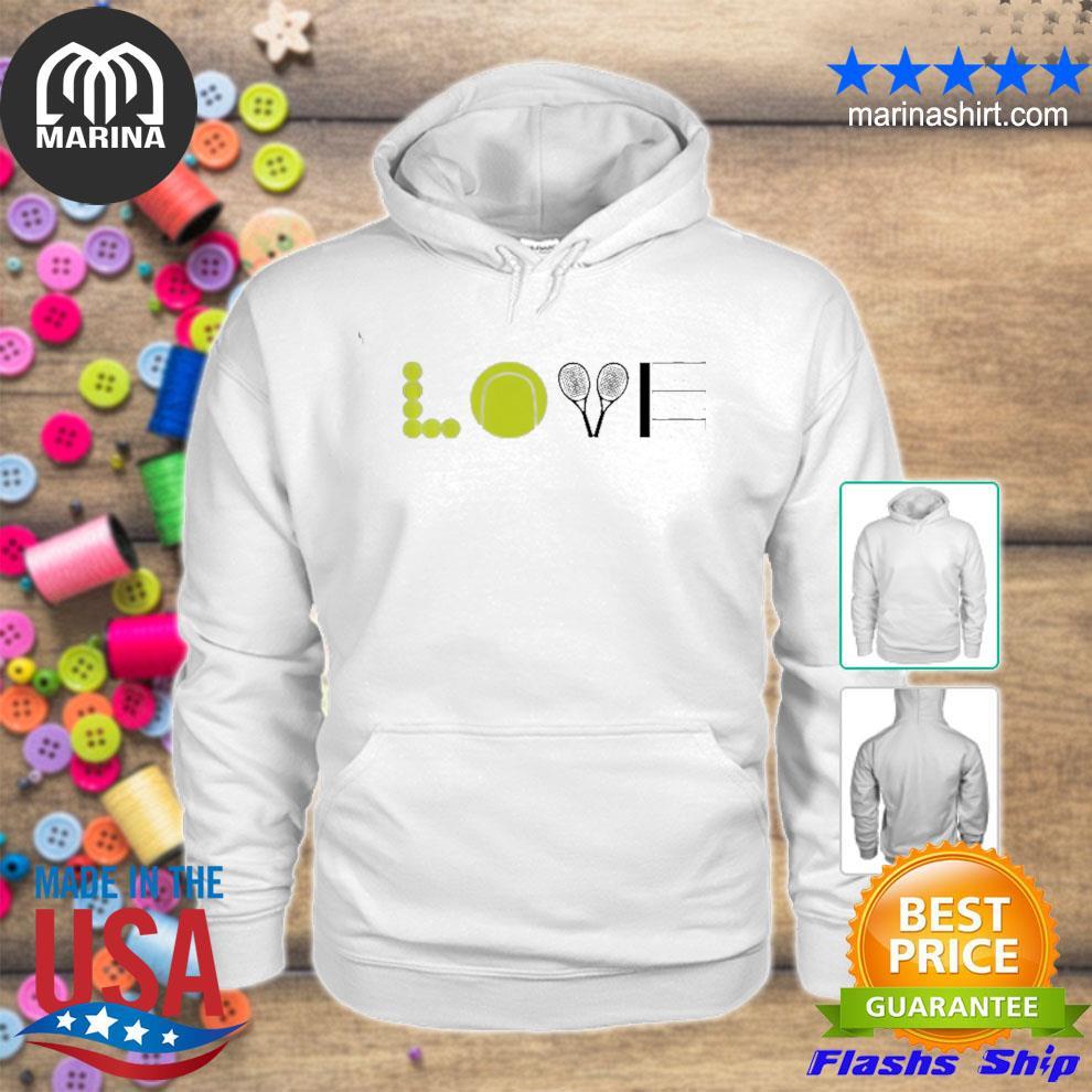 Funny tennis player tennis coach tennis gift s unisex hoodie