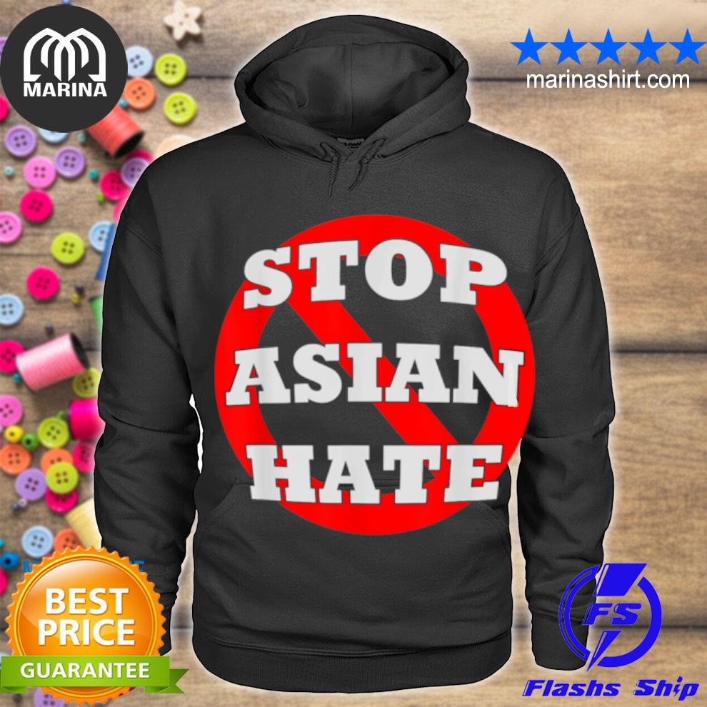 #stopasianhate stop asian hate aapI asian American new 2021 s unisex hoodie