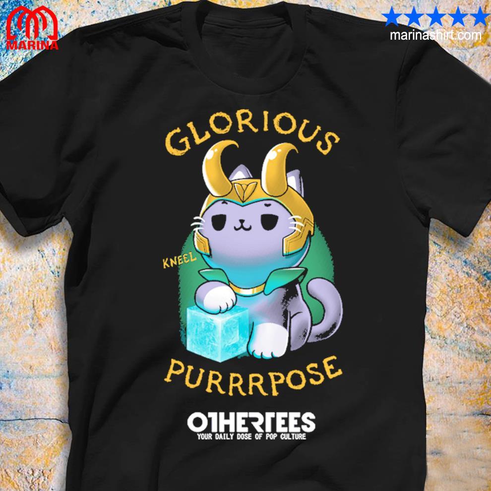 Glorious kneel purpose shirt