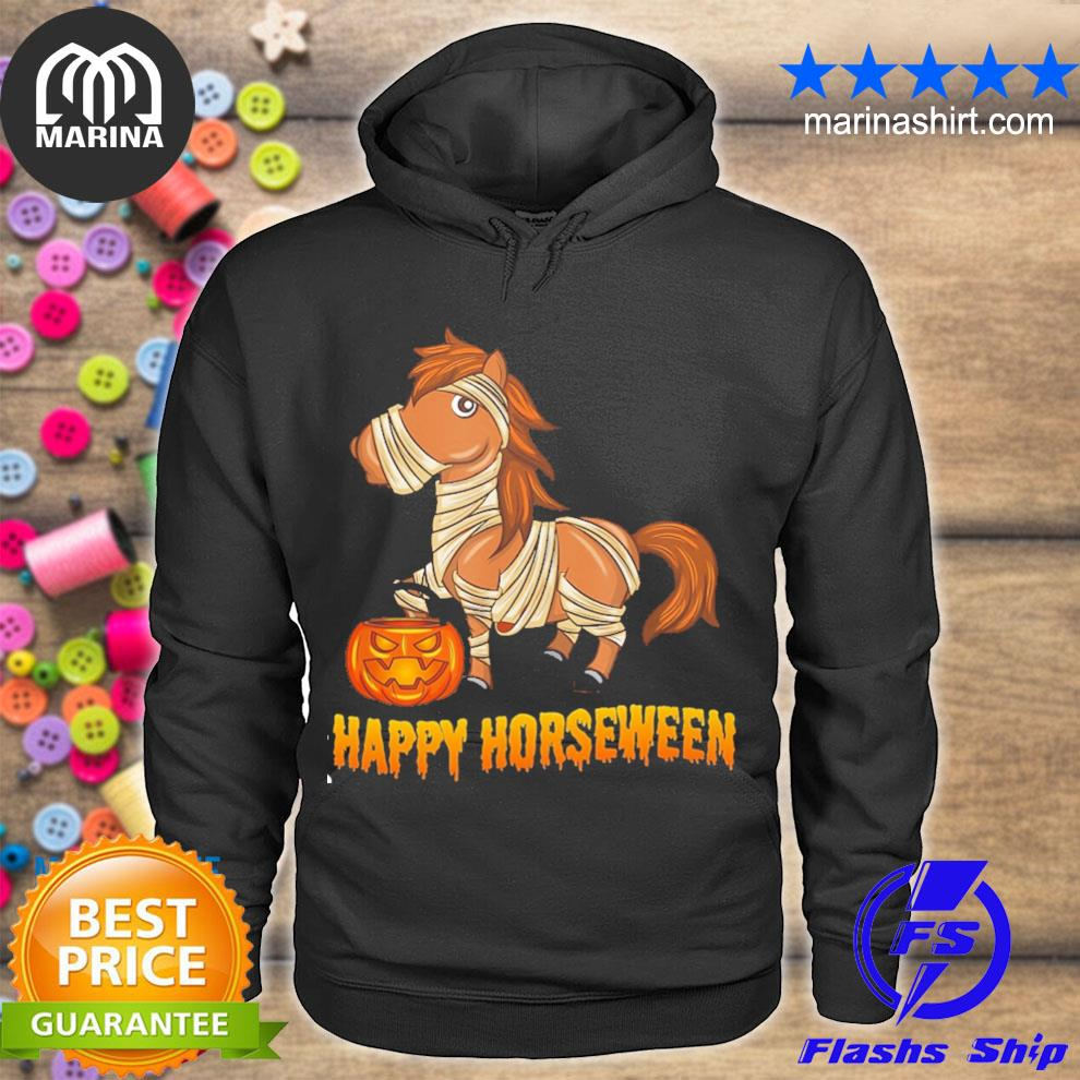 Happy horseween 2021 s unisex hoodie