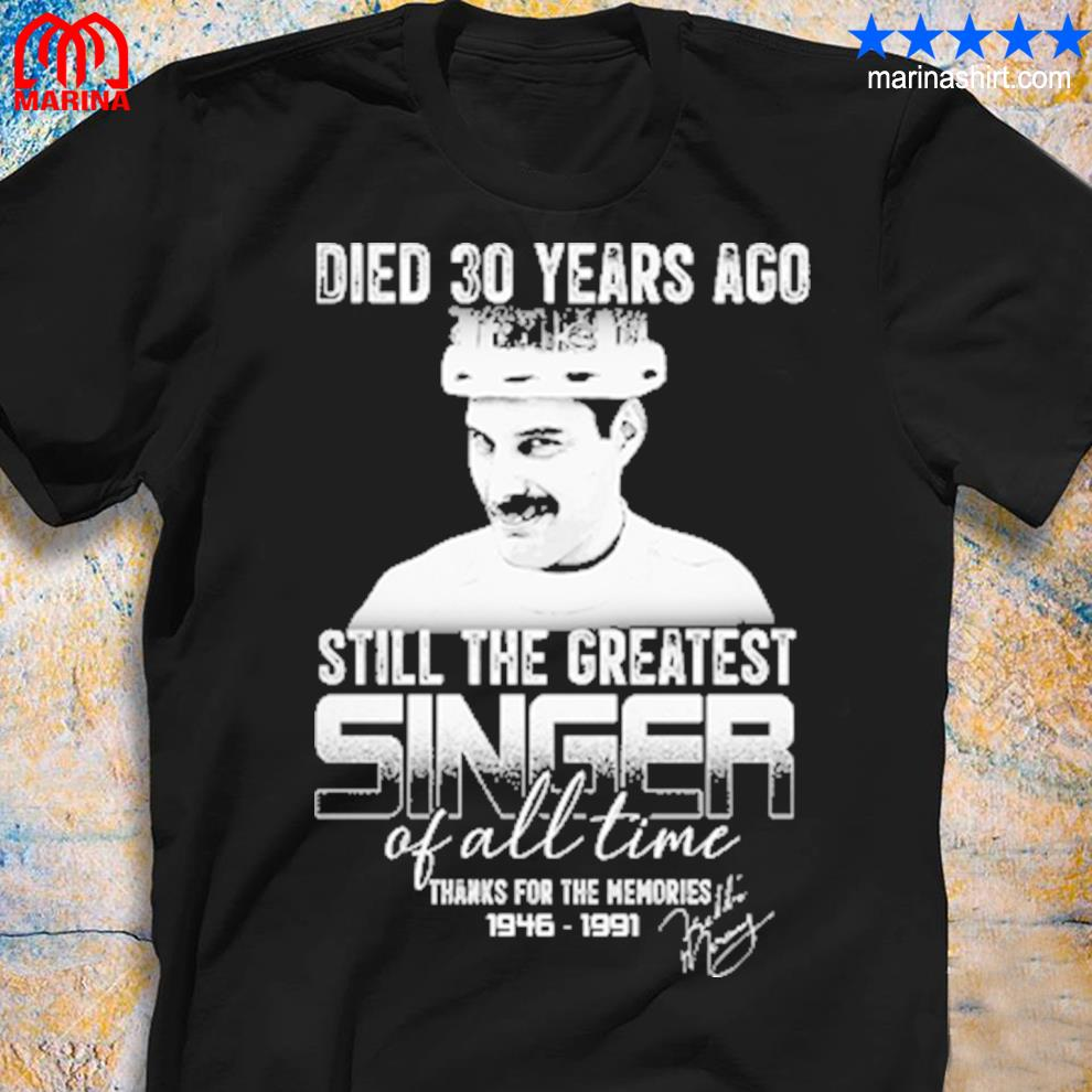 Still the greatest singer of all time limited apparel shirt