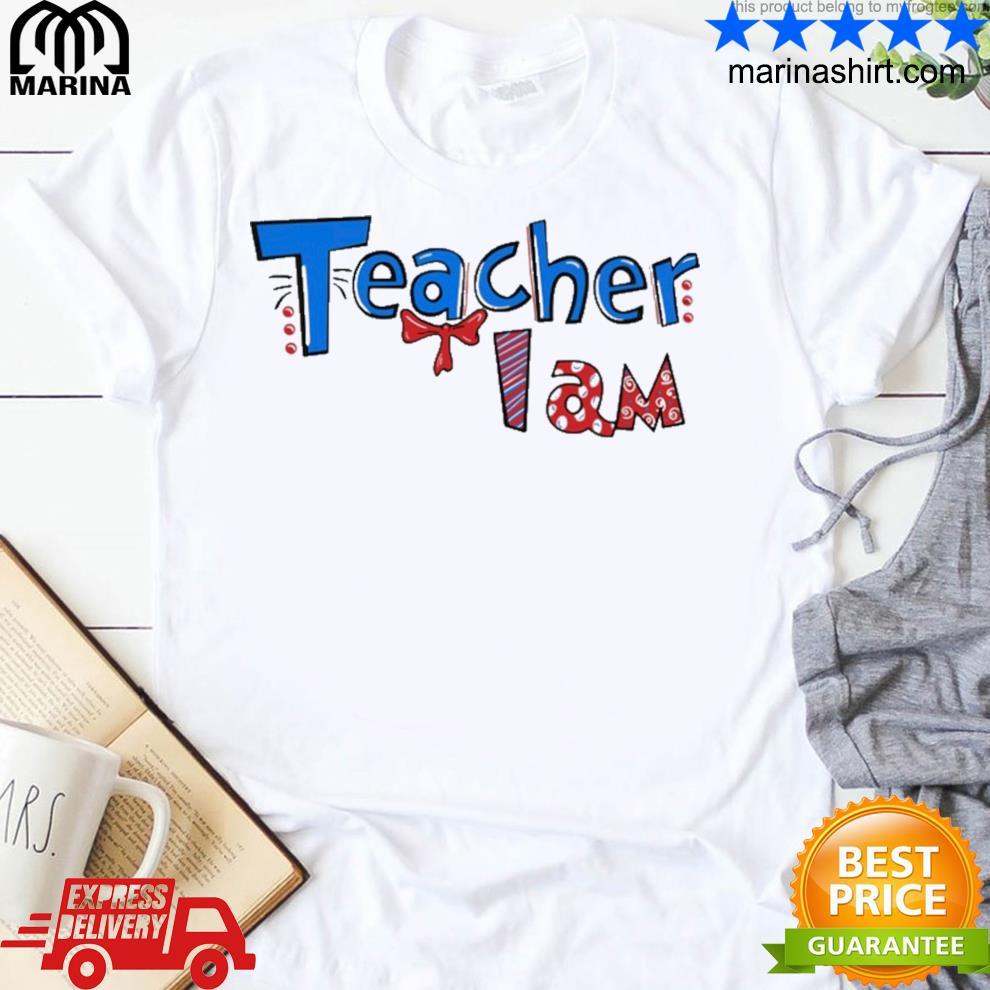 Teacher I am dr lqt pml shirt