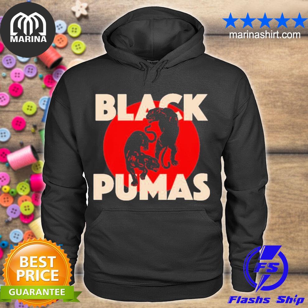 Awesome lollapalooza lorI lightfoot black pumas s unisex hoodie